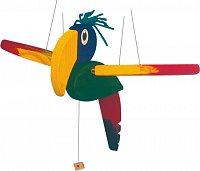 Lietajúci papagáj-malý (DP)