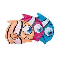 Koupací čepice - rybička