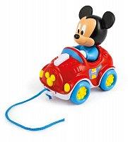 Tahací autíčko Baby Mickey