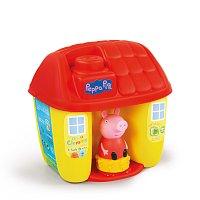 Clemmy baby - Peppa Pig - kyblík s kostkami