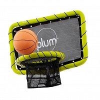 Basketbalový koš s míčem na PLUM trampolínu