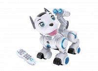 Robo-pes RC, světelné a zvukové efekty